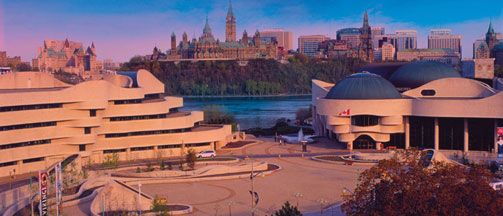 Canadian Museum of History - Gatineau